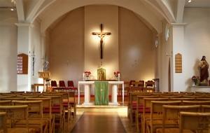 Holy Angels Altar